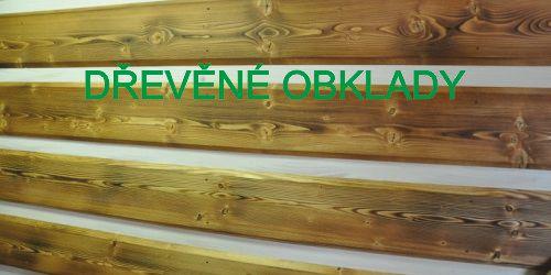 dřevěné obklady, fasády, falešné roubení, lužický obklad, štítová prkna, palubky